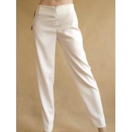 Spodnie MARIE - złamana biel