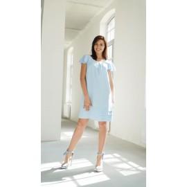 Sukienka Meggie błękitna 38-50