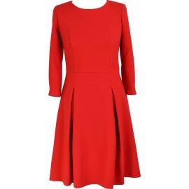 Sukienka A-Model czerwona