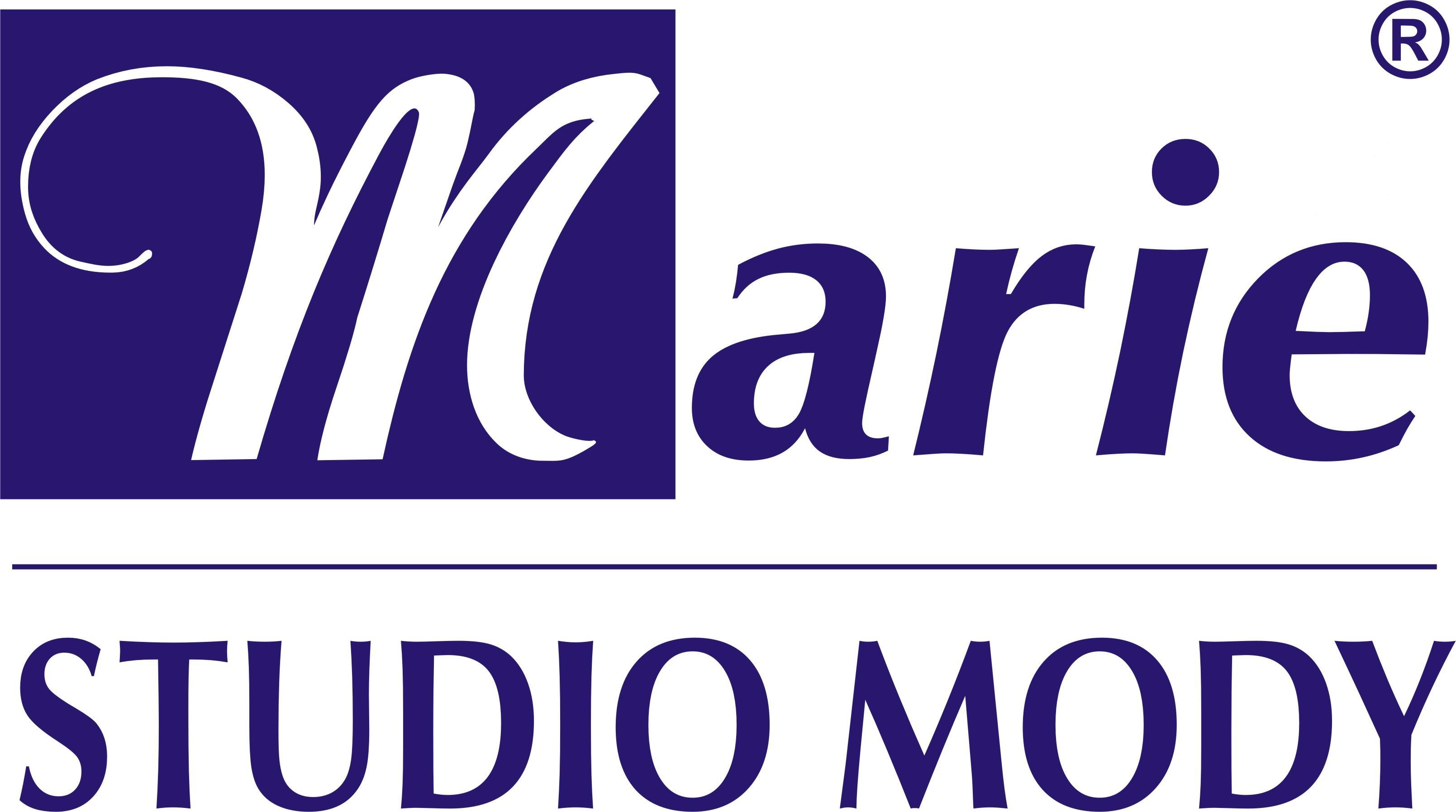 logo Studio Mody MARIE