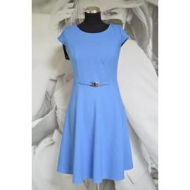 Sukienka Milton niebieska
