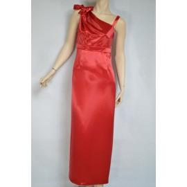 Suknia Dolce Vita czerwona