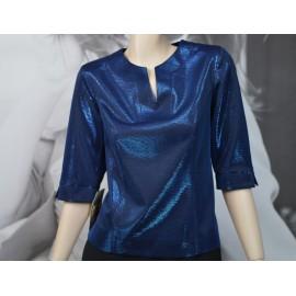 Bluzka 'Hollywood' MARIE - kobaltowa