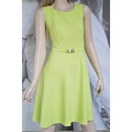 Sukienka Milton od MARIE pistacjowa