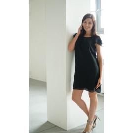 Sukienka Meggie czarna 38-50