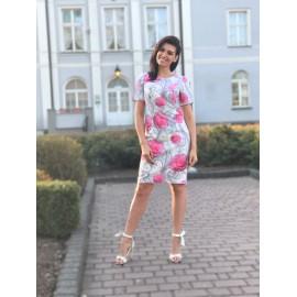 Sukienka 3D SERIA LIMITOWANA
